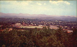 North Georgia College Postcard
