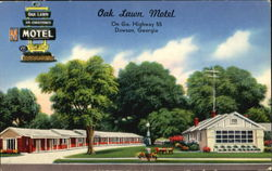 Oak Lawn Motel, Highway 55