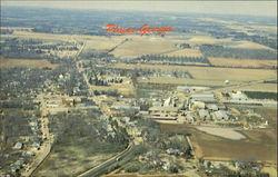 Aerial View Plains