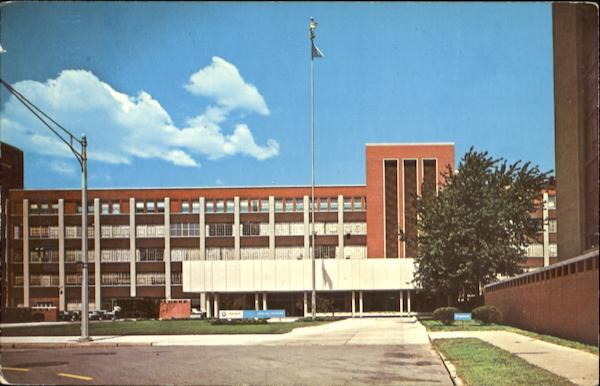 Chrysler corporation offices