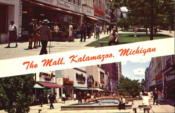 The Mall Kalamazoo Michigan