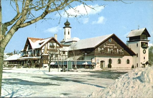 Frankenmuth Bavarian Inn Michigan