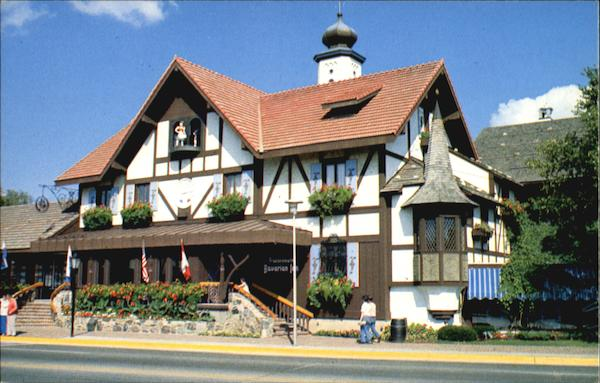 Frankenmuth Bavarian Inn, 713 South Main Street Michigan