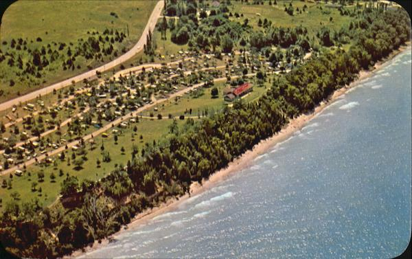 Where Is Orchard Beach State Park In Michigan