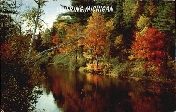 A Back Road Beauty Spot Levering Michigan