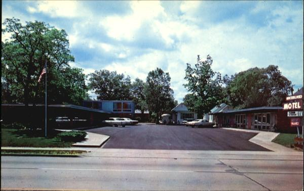 Waterland Motel, 834 E. Front St., US 31 Traverse City Michigan