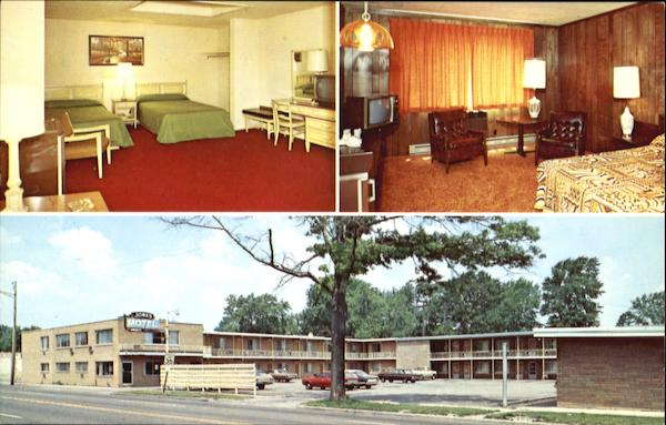 Jones Royal Motor Inn, 825 East 11 Mile Rd Royal Oak Michigan