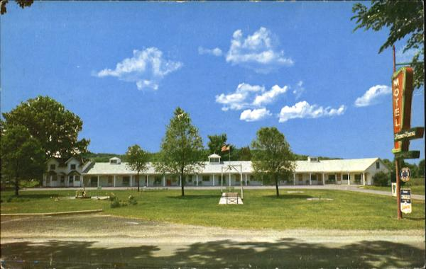 Reilly's Green Acres Motel, Route 67-A, R.F.D. 1 Bennington Vermont