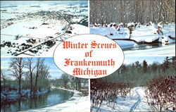 Winter Scenes Of Frankenmuth