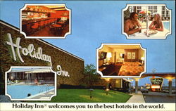 Holiday Inn, 501 Saginaw St