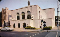 The Kalamazoo Civic Auditorium