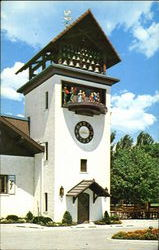 Glockenspiel Tower, Frankenmuth Bavarian Inn