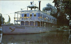Chesaning Showboat Postcard