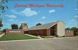The Catholic Chapel Of St. Mary, Central Michigan University