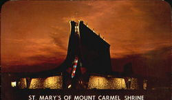 St. Mary's Of Mount Carmel Shrine