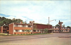 Suez Motel, 3333 East 8 Mile Rd