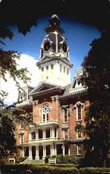 Central Hall Administration Building, Hillsdale College