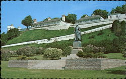 Father Marquette Memorial & Fort Mackinac