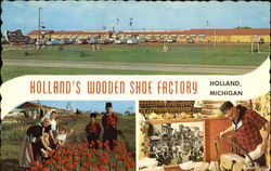 Holland's Wooden Shoe Factory, U. S. 31 By-Pass