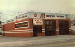 A-1 Tune-Up Center, 348 East Nine Mile Road