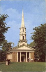 Martha-Mary Chapel, Greenfield Village