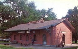 Smith Creek Depot, Greenfield Village