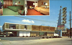 Dearborn Towne House Motel, 2101 So. Telegraph