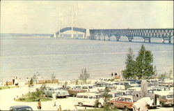 Mackinac Straits Bridge