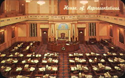 House Of Representatives Capitol Building