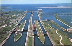 The Soo Locks