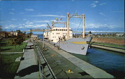 The American Soo Locks
