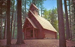 Chapel In The Pines, Hartwick Pines State Park