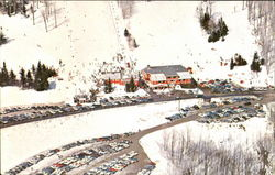 Aerial View Of The Base At Bromley Mt.