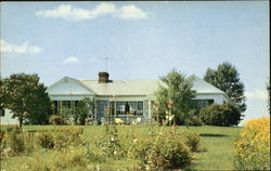The Bulrushes Motel And Cottages, 4 miles West of Bennington