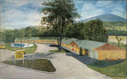 New Englander Motel, North on U.S. No. 7