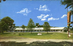 Reilly's Green Acres Motel, Route 67-A, R.F.D. 1 Postcard