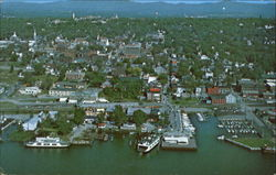 Bird's-Eye View Of Burlington