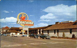 Ranchinn Postcard