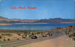 Lake Mead Postcard