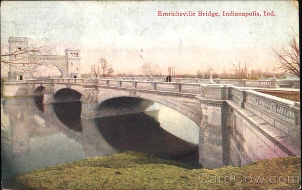 Emrichsville Bridge Indianapolis