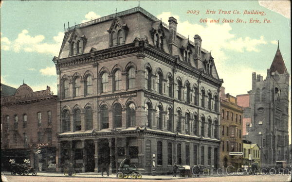 Erie Trust Co. Building, 6th and State Sts. Pennsylvania