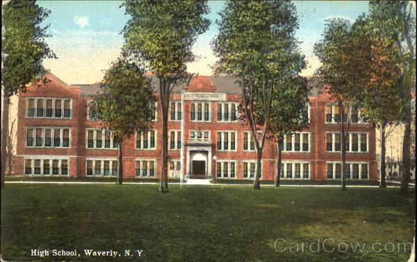High School Waverly Ny