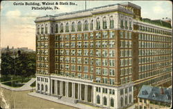 Curtis Building, Walnut & Sixth Sts.