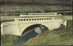 Luten Concrete Bridge