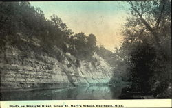 Bluffs On Straight River