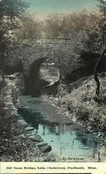 Old Stone Bridge