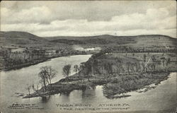 Tioga Point Postcard
