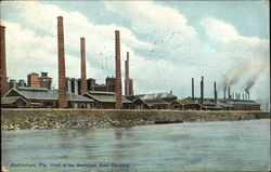 Plant Of The Bethlehem Steel Company