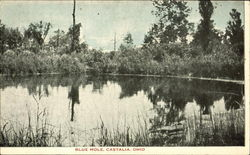 Blue Hole Postcard