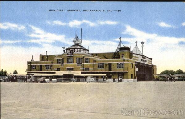 Municipal Airport Indianapolis